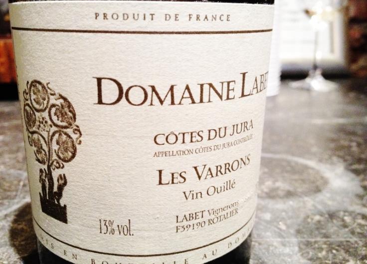 2010 Domaine Labet Les Varrons (800x576)