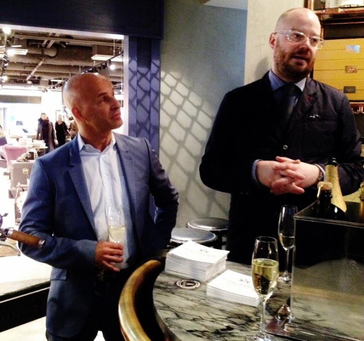 Rickard Juhlin & Björnstierne Antonson