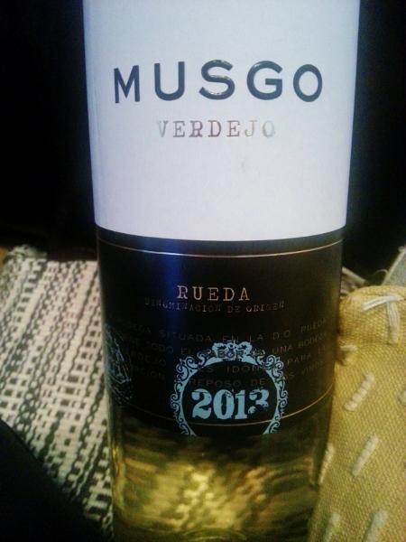 Musego Verdejo Rueda bodegas Val de Vid 2013 (450x600)