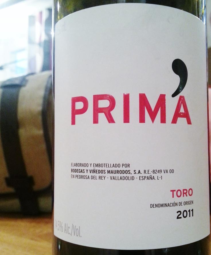 Prima 2011 Toro