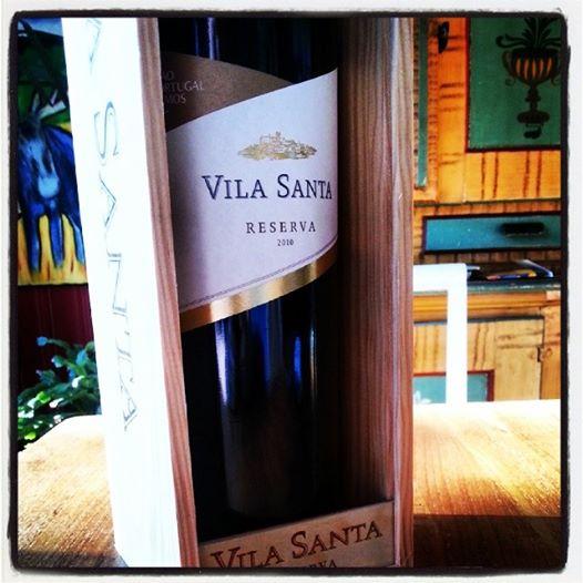 Vila Santa 2010 Reserva