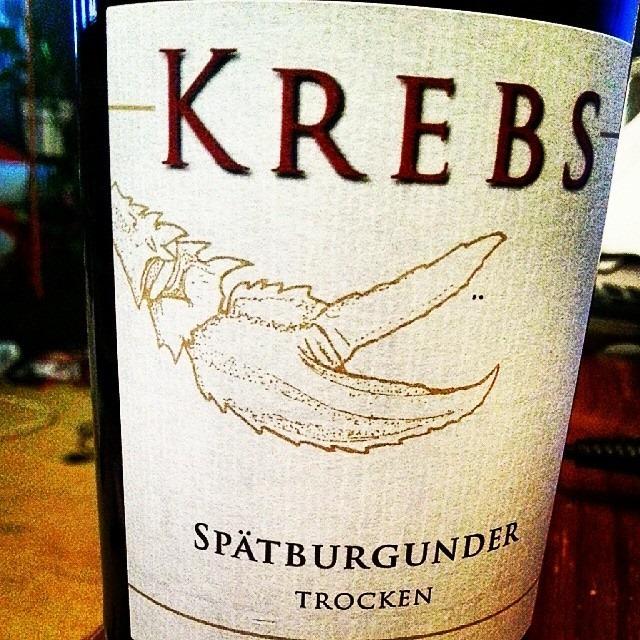 Krebs Spätburgunder Trocken 2012