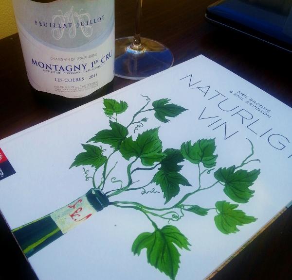 Naturligt vin Feuillat-Juillot