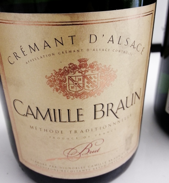 Camille Braun Cremant d'Alsace