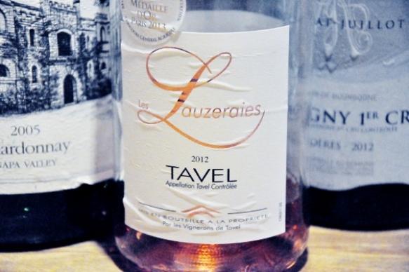 Les Lauzeraies 2012 Tavel rose (600x399)