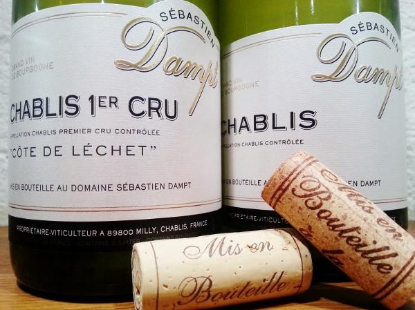 Sebastien Dampt Cote de Lechet premier cru 2013 chablis 2013 (600x449)