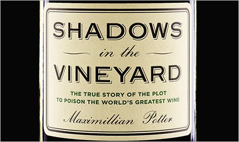 Shadows in the Vineyard - Maximillian Potter