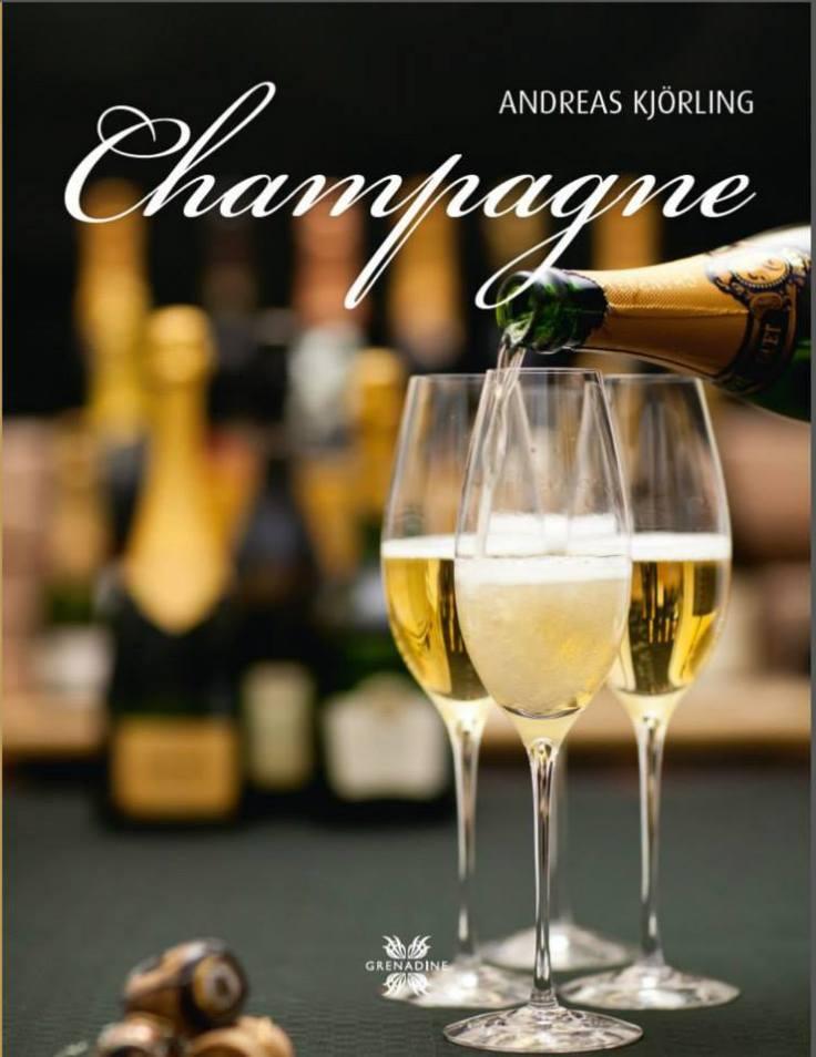 Champagne-omslag