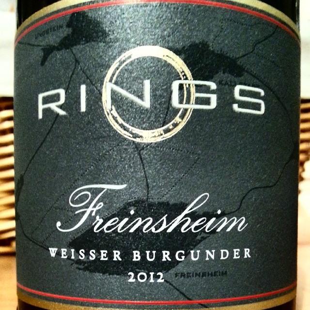 Rings Weisser burgunder