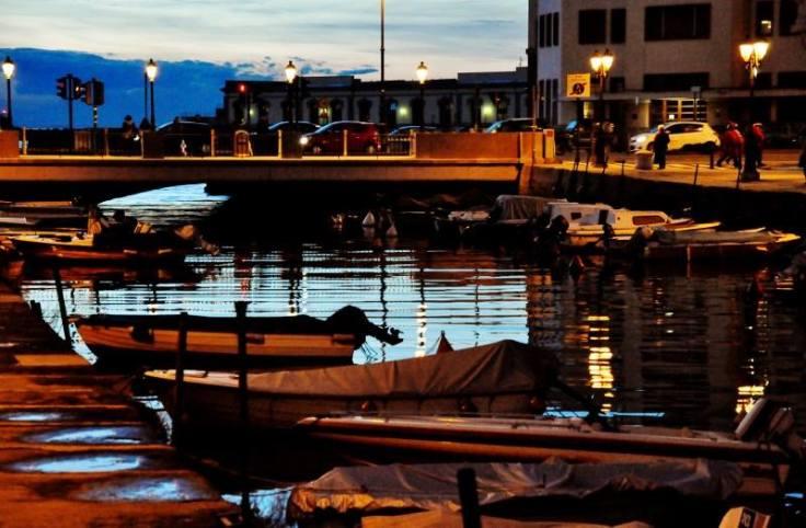 Bild från Trieste, förra gången jag var där 2014